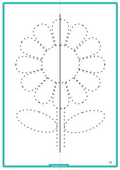 Рисунки для рисования двумя руками одновременно